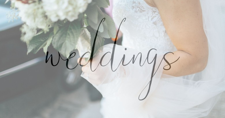 floral page icon -weddings